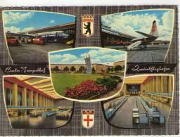 Aviation..Aéroport De Berlin..Tempelhof..avion..Zentralflughafen - Aerodrome