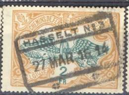 Kd488: N°43 : HASSELT N° 3  // +__+ - 1895-1913