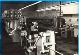 CSSR. Bratislava. Production Of Synthetic Staple. - Industry