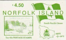 Norfolk Islands-1993 Tourism    Booklet - Norfolk Island