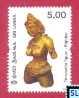 Sri Lanka Stamps 2012, National Archaeology Week, MNH - Sri Lanka (Ceylon) (1948-...)