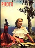 Photo Magazin - Zeitschrift Vom Juni 1953 Mit : In Bildern Denken Und Sprechen - Flattertiere - Photographica