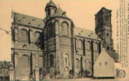 """GRIMBERGHEN """"Extérieur De L'église"""" - Ed. E. Desaix, Bxl - Grimbergen"""