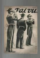 J´ AI VU...03/07/1915  N°33 - CHAMP De SUPPLICES à ZEEBRUGE -  Fête St Cyrienne ( 22/06) Croquis Par FAURET - Livres, BD, Revues