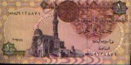 EGYPTE - 1 Livre 1982 - Egypte