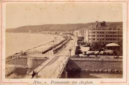 NICE   -  Promenade Des Anglais  -  Photographie - Lieux