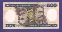 BRASIL , 1981  Banknote,  MINT UNC., 500 Cruzeiros KM Nr. 200 - Brazilië
