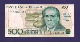 BRASIL ,  Banknote,  MINT UNC. , 500 Cruzados - Brazil