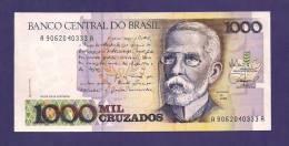 BRASIL ,  Banknote,  MINT UNC. , 1000 Cruzados - Brazil