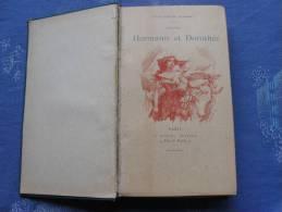 Hermann Et Dorothee - Goethe  E.Dentu, Éditeur - 1893 - Libri, Riviste, Fumetti