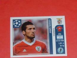 N-161-uefa Champions League 2011-2012-calciatori Figurina Sticker Panini - Italienische Ausgabe