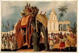 Circus Krone - Inder Karawane Mit Elefant - Entertainment