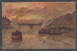 Luigi LOIR - Paris - Ile Saint-Louis - Collection Lefevre-Utile - Loir