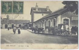17 - ROYAN - La Gare - Royan