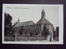 5205 - MORESNET - CHAPELLE DE N-D AUXILIATRICE - NIET VERST. - Plombières
