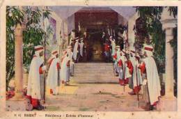 RABAT - Résidence - Entrée D'honneur - Rabat