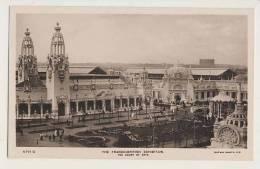 Franco British Exhibition, The Court Of Arts - RPPC - Exhibitions