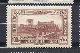GRAND LIBAN AERIEN N� 74  NEUF** TTB