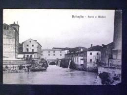 VENETO -PADOVA -BATTAGLIA TERME -F.P. - Padova (Padua)