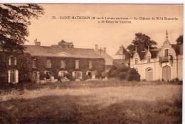 St-Rémy-la-Varenne..le Château De Millé Bretesche - Other Municipalities