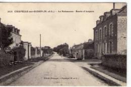 La Chapelle-sur-Oudon..animée..la Naissance..route D'Angers - Altri Comuni