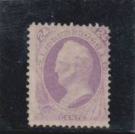 ETATS-UNIS D´AMERIQUE EMISSIONS GENERALES NEUF. - 1847-99 General Issues