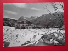 Federavecchia (BL)  - Hotel Ristorante Cristallo - 1968 - Viaggiata - Andere Städte