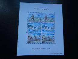 MONACO Bloc 1979  Cote 30,00**  EUROPA - Blocs