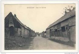 Carte De Rosières Rue De Lihons ( Environs De Lihons En Santerre ) ( Recto Verso ) - Rosieres En Santerre
