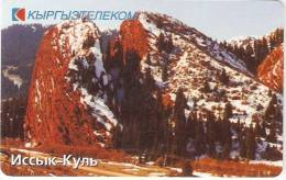 *KIRGHIZISTAN* - Scheda Usata - Kyrgyzstan