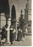 Cartolina Folklore-friuli - Costumes