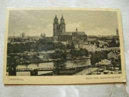 Magdeburg    D81556 - Magdeburg