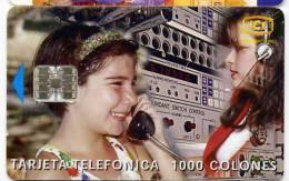 Operatrice 1 Emision 50000ex 01/98 - Costa Rica