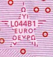 France 10U ♦ L044 ♦ UNC. Trichet Signature - EURO