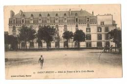 Saint Brieuc Hotels De France Et De La Croix Blanche - Saint-Brieuc