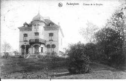Auderghem 35: Château De La Bruyère 1921 - Auderghem - Oudergem