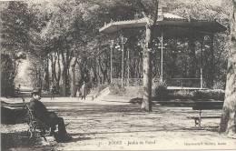 12 - RODEZ - Jardin Du Foiral. Animée. - Rodez