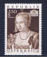 A Österreich 1971 Mi 1362 Mnh Dürer - 1945-.... 2ème République