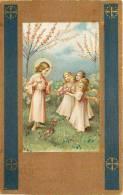 PHANTASIE RELIGION ENGEL ANGE ANGEL DEUTSCHLAND 1913 - Babies