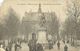 PARIS 11 - Mairie Du XI - Statue De Ledru-Rollin - Paris (11)