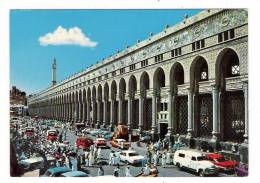 ARABIE  SEOUDITE  /  SAUDI  ARABIA  /  JEDDAH  ?  /  THE  MASAA  BUILDING  FROM  OUTSIDE  ( Automobiles Années 70 ) - Arabie Saoudite