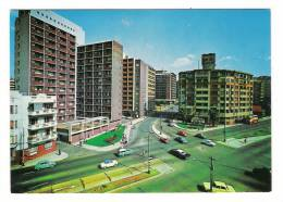 SOUTH AFRICA  /  JOHANNESBURG  /  CLARENDON  PLACE  AT  THE  FOOT  OF  HILLBROW   ( Automobiles Années 70 ) - Afrique Du Sud
