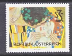 Austria 727   **  ART  NOUVEAU - 1945-.... 2nd Republic