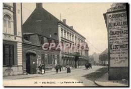 CPA TOURCOING.-Le Palais De Justice - Bâtiments & Architecture