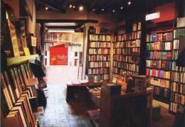 Lote PEP322, Colombia, Postal, Postcard, Bogota, Librería Siglo Del Hombre, Book, Library - Colombia