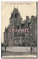 CPA Chateau De St Aubin En Pledeliac (C Du N) A Mme La Batonne Albert De Palieul Pavillon Nord Chateau De Bretagne - Saint Aubin