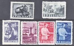 Bulgaria 678+     (o) - 1945-59 People's Republic