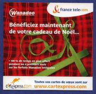 WANADOO 5.1 France Telecom. Cartexpress.com. - Kits De Connexion Internet