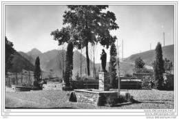 CPSM    CHARTREUSE  DE LA  VALSAINTE  EN GRUYERE  (Suisse)   FONTAINE  DE LA VIERGE. - Sin Clasificación
