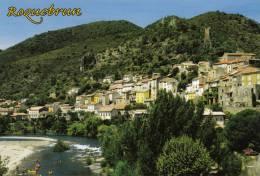 Roquebrun Vue Partielle - France